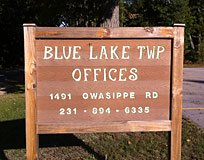 Blue Lake Township Calendar