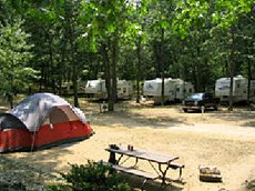 Oak Knoll Camp Ground