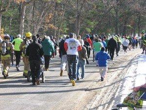 St Patrick's Day Run