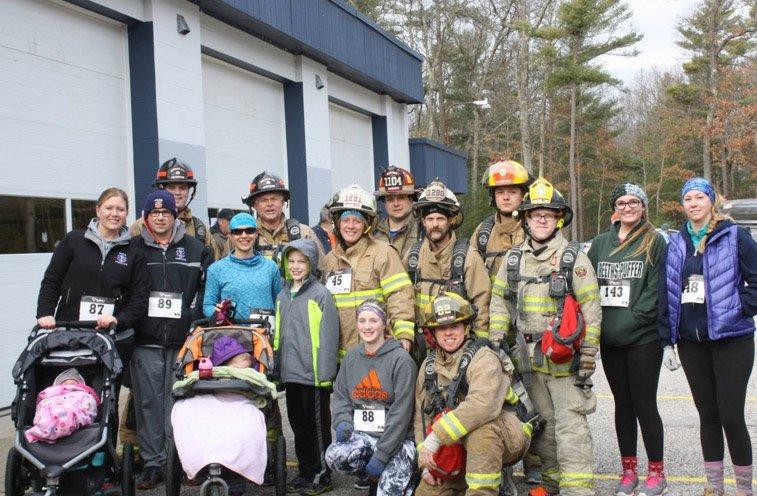 2016 Blue Lake Fire Fighters 5K Photos